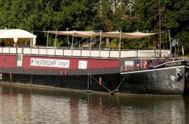 Instandhaltung Theaterschiff Stuttgart