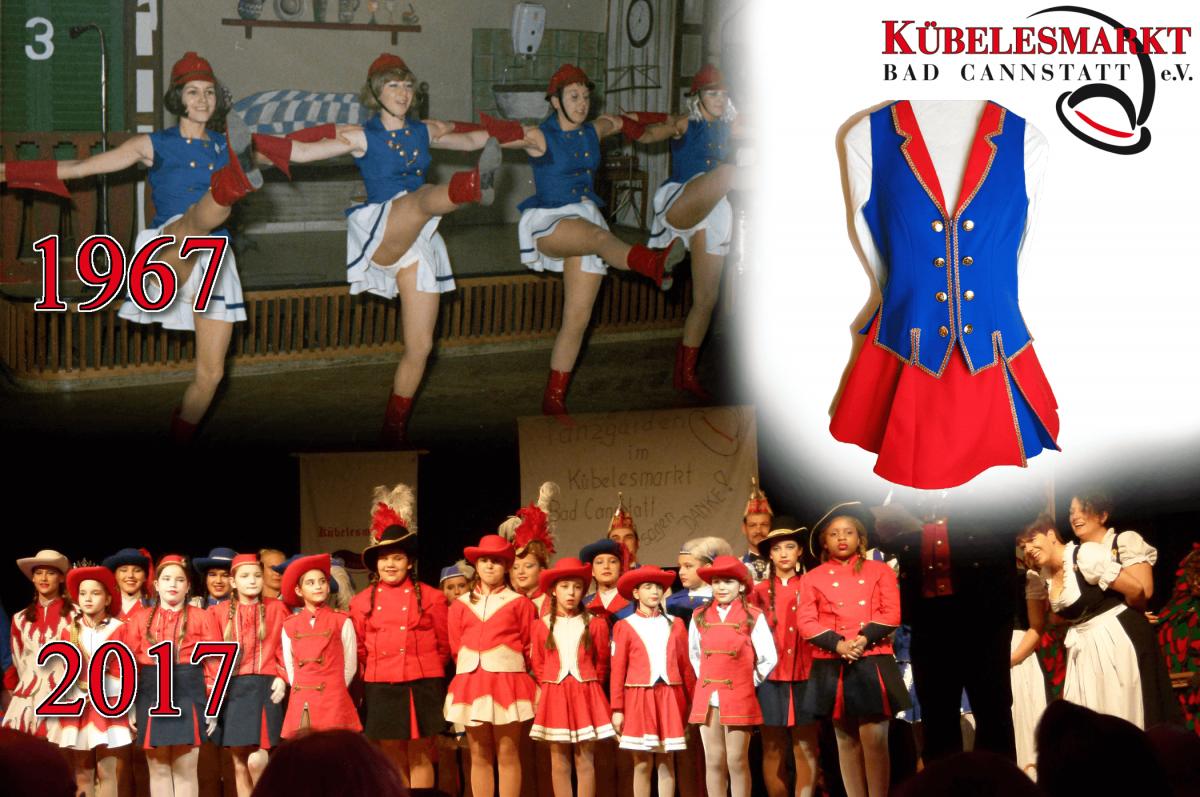 Mondlöscherballett Uniform 1