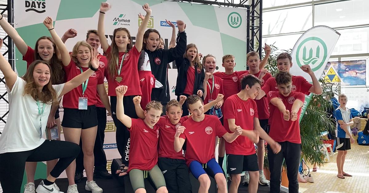 Prominente Landratten unterstützen die Schwimmer/innen vom SV Cannstatt